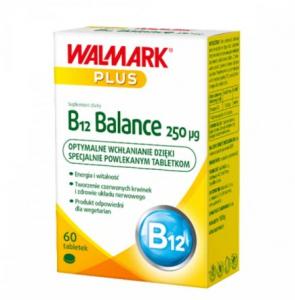 B12 Balance 250 mcg tabl. 60 tabl.