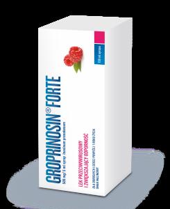 Groprinosin Forte syrop 0,5g/5ml 150ml(but