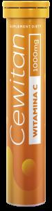 Witamina C 1000 mg CEWITAN tabl.mus. 1g 15