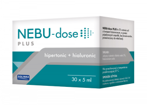 NEBU-dose PLUS 30 amp.a 5ml