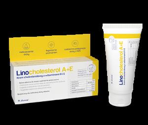 LINOCHOLESTEROL A+E Krem cholesterolowy z