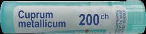 BOIRON Cuprum Metallicum 200 CH granulki 4