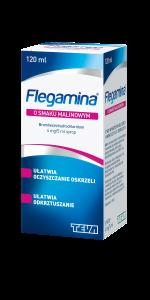 Flegamina sm.malinowym syrop 4mg/5ml 120ml