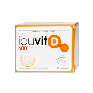 Ibuvit D 600 kaps.twistoff 600j.m. 30kaps.