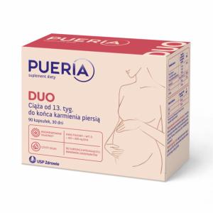 Pueria Duo - 90 kaps.