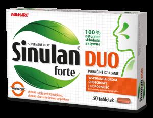 Sinulan Duo Forte tabl.powl. 0,45g 30tabl.