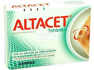 Altacet 1g x 6 tabl.