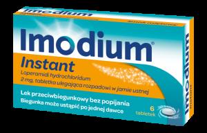 Imodium Instant 2mg x 6 tabl.