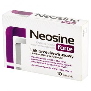 Neosine Forte 1000mg x 10 tabl.