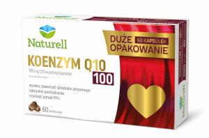 Naturell Koenzym Q10 100 x 60kaps.