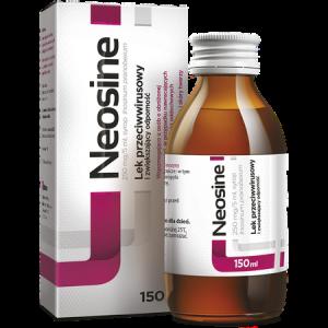 Neosine 250mg/5ml syrop 150ml