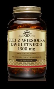 SOLGAR Olej z Wiesiołka 1300mg x 30kaps.