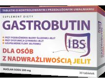 Gastrobutin IBS tabl.ozmodyf.uwal. 0,2g 30