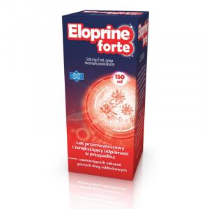 Eloprine Forte syrop 0,5 g/5ml 150 ml