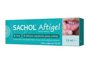 Sachol Aftigel 12 ml