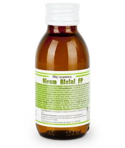 Olej rycynowy płyn 100 g