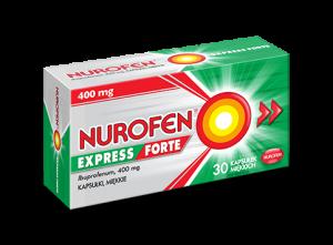 Nurofen Express Forte x 30kaps.
