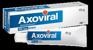 Axoviral krem 50mg/g x 10 g