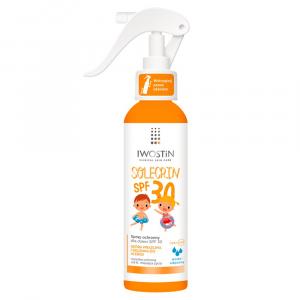 IWOSTIN SOLECRIN Spray och.d/ dzieci SPF30
