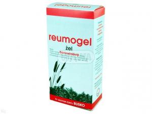 Reumogel żel 130 g (butelka)