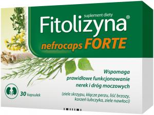 Fitolizyna nefrocaps Forte x 30kaps.