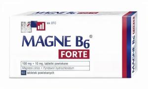 Magne-B6 Forte x 60tabl.