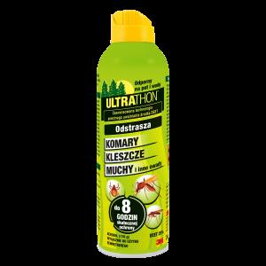 ULTRATHON skuteczny aerozol na komary kleszcze muchy 170 g