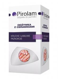 PIROLAM Odżywka do paznokci z ceramidami 1