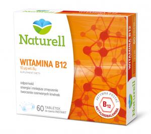Naturell Witamina B12 x100tabl