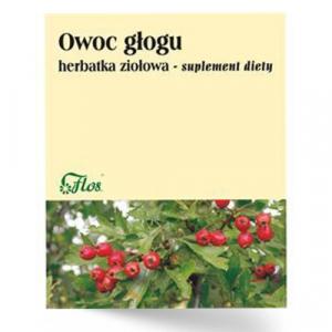 Herbatka Ziołowa Owoc Głogu 50 g