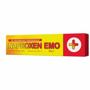 Naproxen żel 10% - 55g EMO