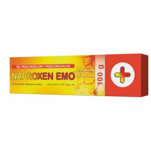 Naproxen żel 10% EMO 100g