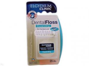 ELGYDIUM Dental Flos Nić dent.pęczniejąca