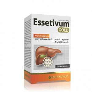 Essetivum Gold - 50 kaps.