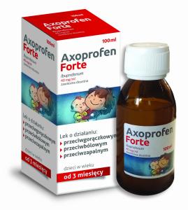 Axoprofen Forte zaw.doust. 0,04g/ml 100ml