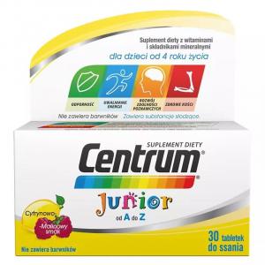 Centrum Junior x 30 tabl.