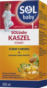 SOLbaby Kaszel (Tussi) syrop 100 ml