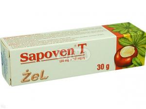 Sapoven T żel (0,02g+0,1g)/g 30 g