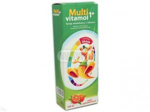 Multivitamol 1+ Syrop witaminowy z żelazem