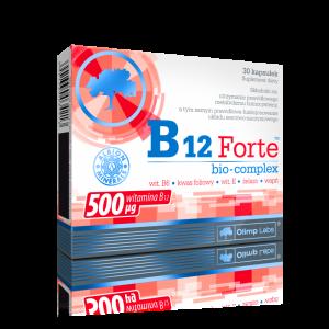 Olimp B12 Forte Bio-Complex kaps. 30kaps.
