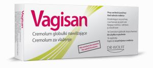 Vagisan Cremolum globulki nawilżające 16sz
