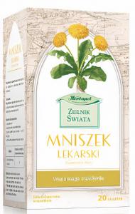 Mniszek Lekarski ZielnikŚwiata x20 sasz