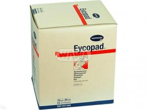 Kompresy oczne jał.EYCOPAD 70mm x 85mm 25s