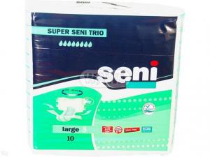 Piel-m. SENI SUPER TRIO L x 1 szt.