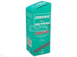 Salicylol 5% oliwka 100g