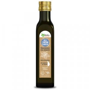 EkaMedica Olej z czarnuszki 250 ml