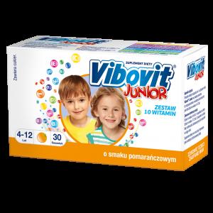 Vibovit Junior pomarańczowy x 30 szt.