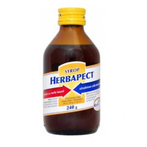 Herbapect syrop 240 g
