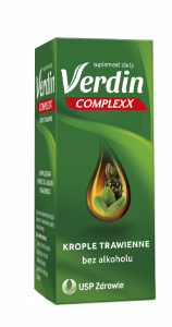 Verdin Complexx krople 40ml