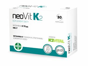 NeoVit K2 x 30 kaps.